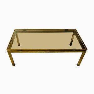 Table Basse Vintage par Guy Lefevre pour Maison Jansen, 1970s