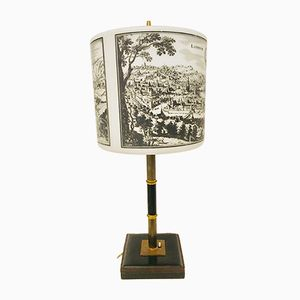 Vintage Belgian Table Lamp, 1950s