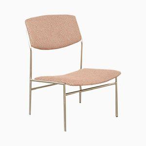 Easy Chair by Gijs van der Sluis for Van der Sluis Stalen Meubelen, 1960s