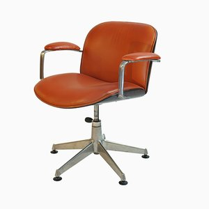 Vintage Desk Chair by Ico & Luisa Parisi for MIM