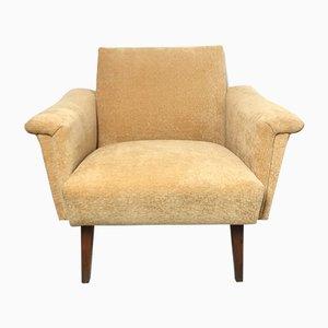Vintage Italian Lounge Chair, 1940s