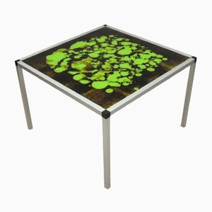 Vintage Space Age Side Table