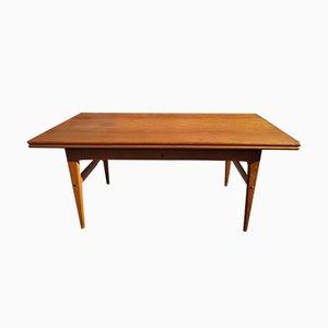 Table Modulable Scandinave Vintage par Kai Kristiansen