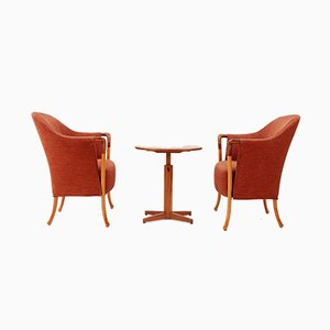 Set da salotto Progetti vintage di Umberto Asago per Giorgetti