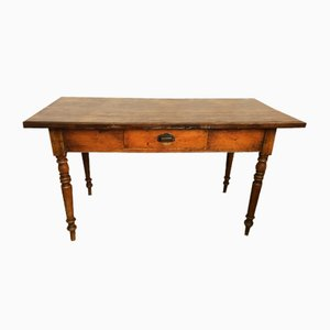 Vintage French Bistro Bar Table