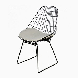 Wire Chair SM05 by Cees Braakman & Adriaan Dekker for Pastoe, 1958
