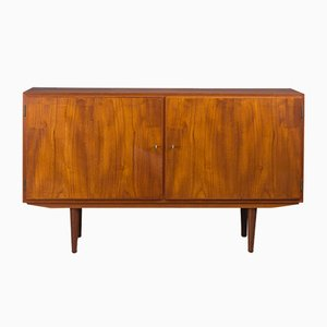 Mid-Century Danish Teak Sideboard by Carlo Jensen for Hundevad & Co, 1960s