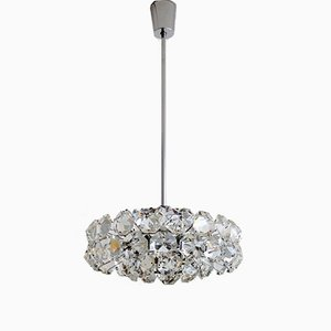 Crystal Chandelier from Bakalowits & Söhne, 1960s