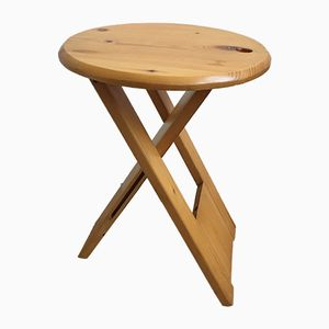 Vintage Folding Suzy Stool by Adrian Reed