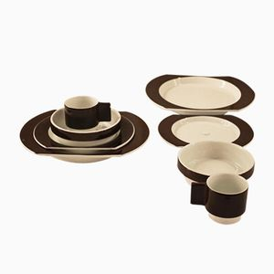 Airline Dining Set by Joe Colombo for Pozzi, 1970s