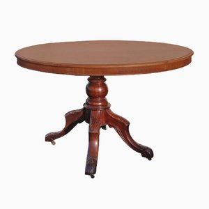 Petite Table Loo en Acajou, 1905