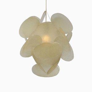Plan Hanging Lamp by Enrico Botta for Sundown, 1968