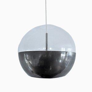 Lámpara colgante luna' de H. Fillekes para Artiforte, años 50