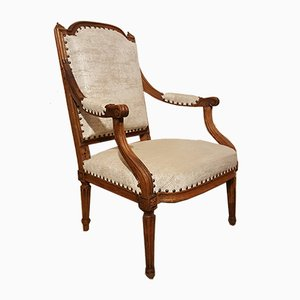 Antique Louis XVI Side Chair, 1780s