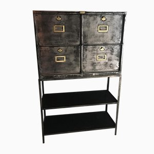 Industrial Cabinet from Strafor, 1940s