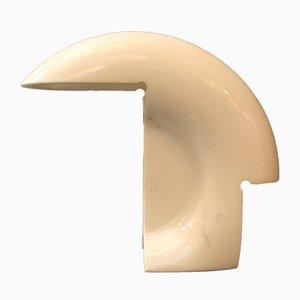 Lámpara de mesa modelo Biagio de mármol de Carrara de Tobia & Afra Scarpa, años 60