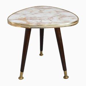 Table en Forme de Haricot Mid-Century, Allemagne, 1950s