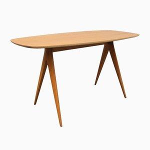 Cherry-wood Coffee Table, 1950s