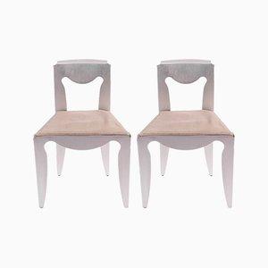 Liberta Stühle von Afra & Tobia Scarpa für Meritalia, 1989, 2er Set