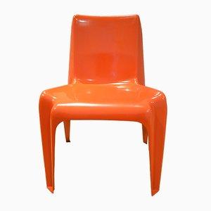 Vintage BA 1171 Glasfaserstuhl von Helmut Bätzner für Bofinger