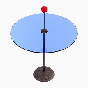 Postmodern Italian Side Table by Pierluigi Cerri for Fontana Arte, 1980s