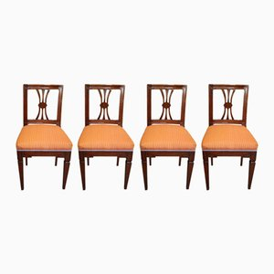 Antique Josephine Chairs, Set of 4