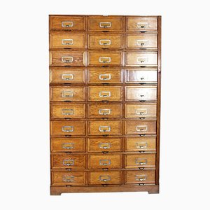 Antique Filing Cabinet from Stolzenberg