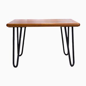 Mid-Century Tisch aus Massivholz von Salin Møbler, 1960er