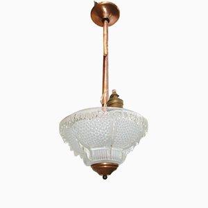 Vintage Art Nouveau Style Lamp by Ezan
