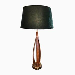 Dänische Vintage Tischlampe, 1960er