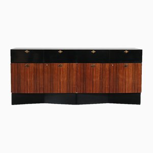 Large Vintage Sideboard by De Coene, 1960s