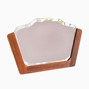 Vintage Beveled Wall Mirror