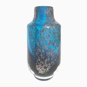 Vase en Verre par Heinrich Löffelhardt pour Zwiesel, 1960s