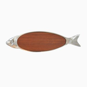Vintage Fish Serving Dish from WMF, 1970s