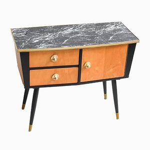 Vintage Modern Console Table, 1960s