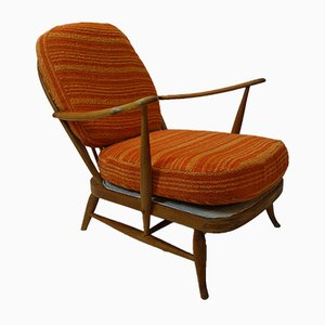 Vintage Model 203 Armchair by Lucian Ercolani for Ercol, 1965