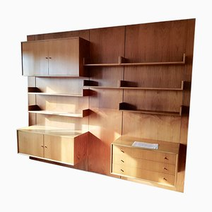 Vintage IDEE Modular Wall Unit from Oldenburger Möbelwerkstätten, 1960s