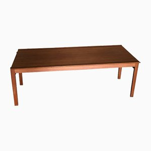 Vintage Swedish Teak Coffee Table from Säffle Möbelfabrik