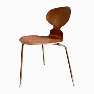 Silla Ant modelo 3100 vintage de Arne Jacobsen para Fritz Hansen