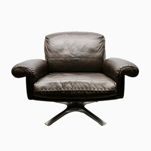 Vintage DS31 Leather Armchair from De Sede