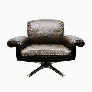 Vintage DS31 Leather Armchair from De Sede