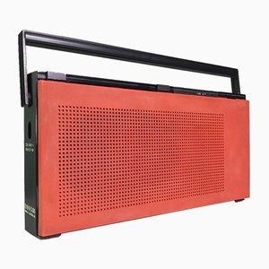 Rotes Vintage Beolit 707 Transistorradio von Bang & Olufsen, 1970er