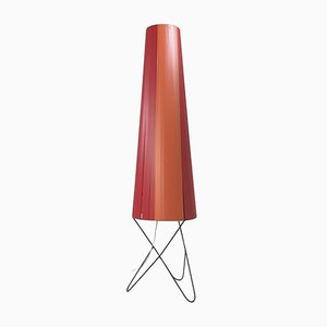 Mid-Century Swedish Atomic Floor Lamp by Nisse Strinning, 1950s