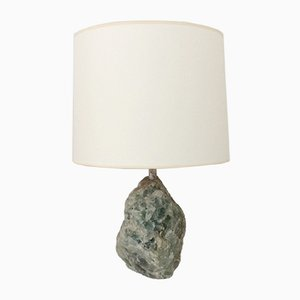 Lámpara de mesa vintage de cuarzo, años 30