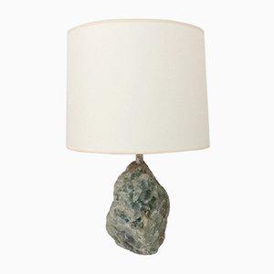 Vintage Tischlampe aus Bergkristall, 1930er