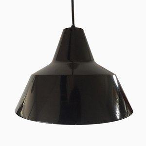 Lampe à Suspension Vintage en Métal de Fog & Mørup, Danemark