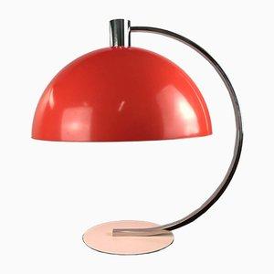 Große deutsche Vintage Tischlampe von Hustadt Leuchten