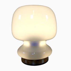 Italian Adjustable Murano Glass Table Lamp, 1970s