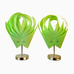 Vintage Table Lamps from Kartell, 1970s, Set of 2