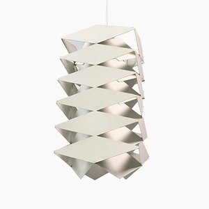 Symphonie Ceiling Lamp by Preben Dal for Hans Følsgaard AS, 1960s
